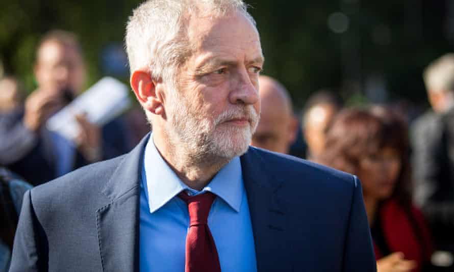 Jeremy Corbyn faced a 'serious and sombre' shadow cabinet meeting on Friday morning.