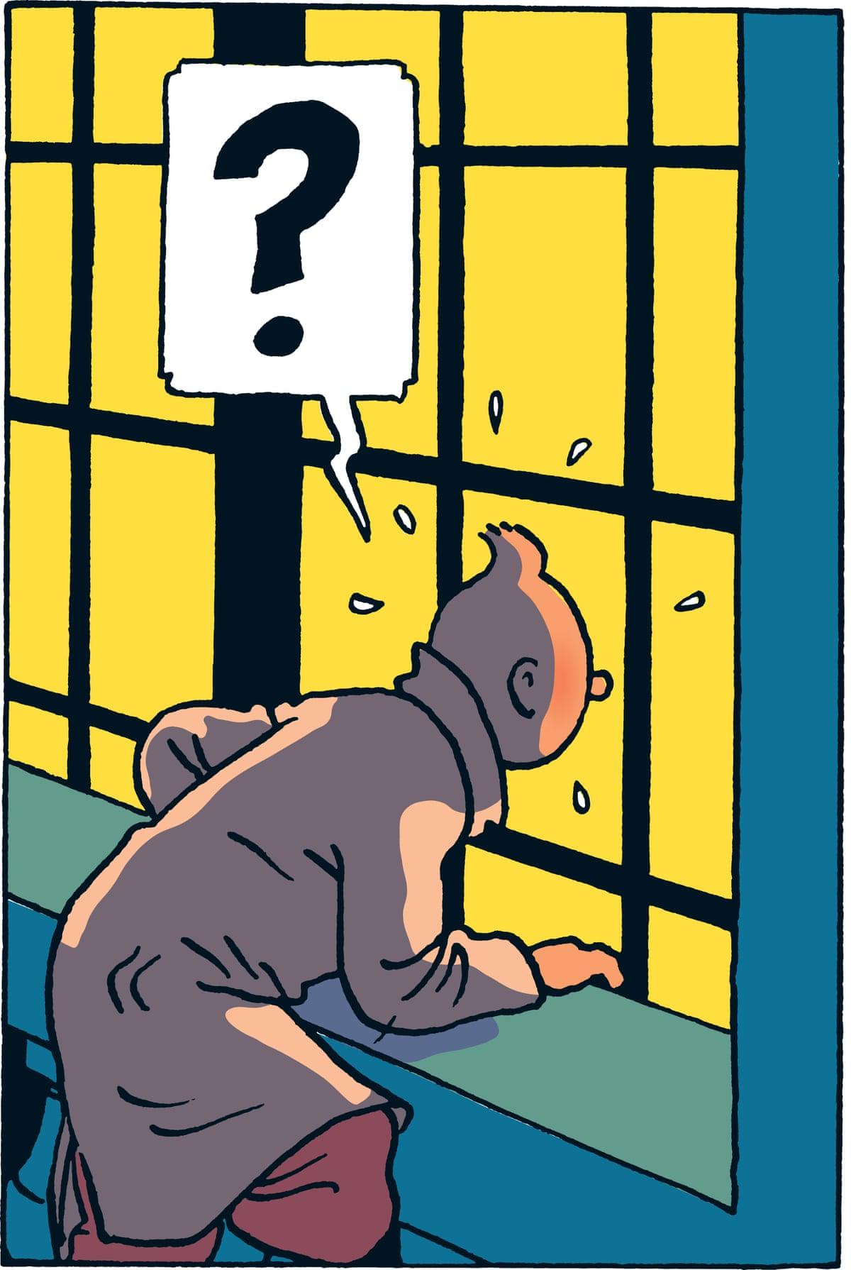 Tintin Herg 233 S Masterpiece In Pictures Children S