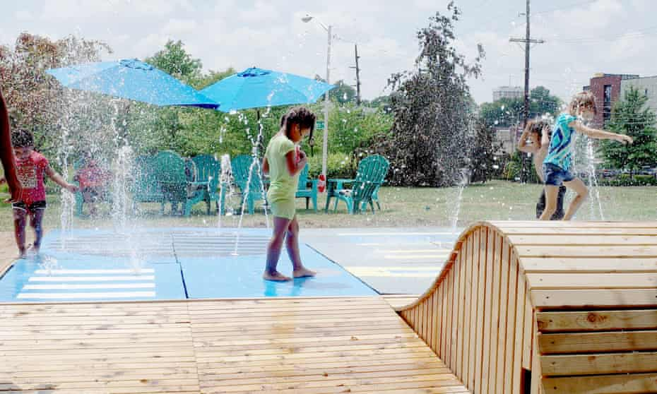 Lexington, Kentucky - child friendly cities - SplashJAM - Gehl Institute R0000856