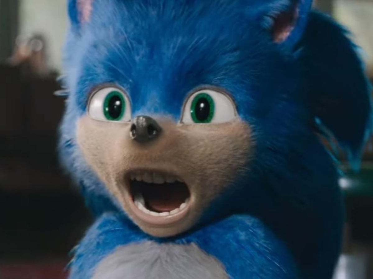 The Sonic The Hedgehog Movie Trailer Is A 200mph Slap In The Face