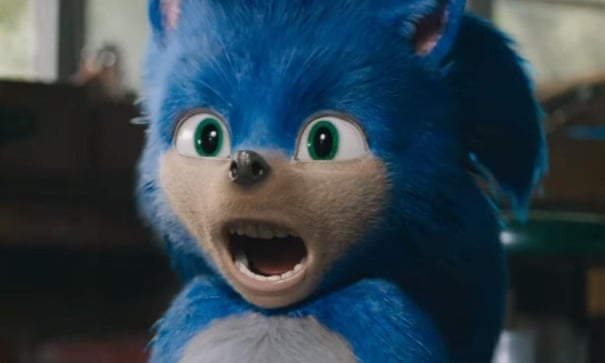The Sonic the Hedgehog movie trailer is a 200mph slap in the