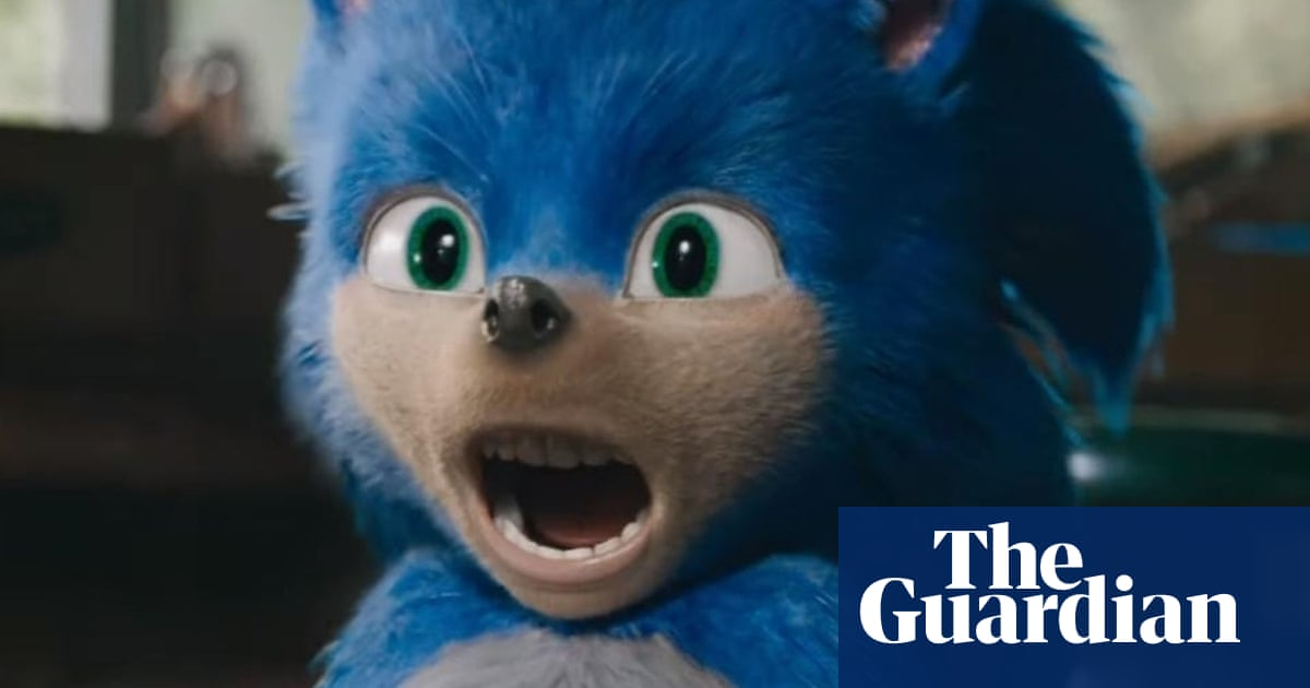 Sonic The Hedgehog Why His Grotesque New Look Has Caused Controversy Games The Guardian