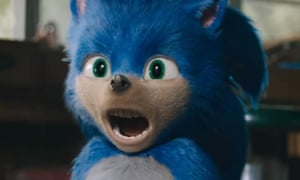 Sonic's appearance for Paramount's new film