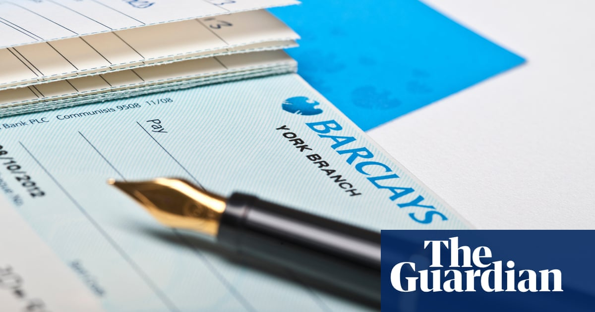 My married name didn't cheque out with Barclays