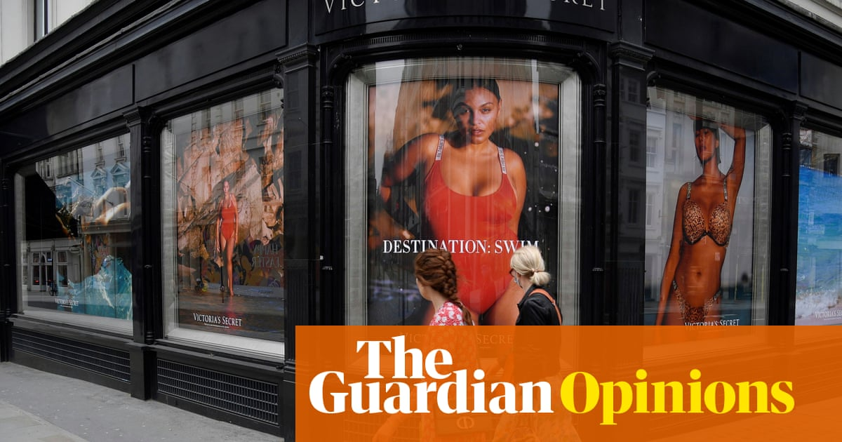 Victoria's Secret's 'feminist' rebrand is as flimsy as a polyester thong