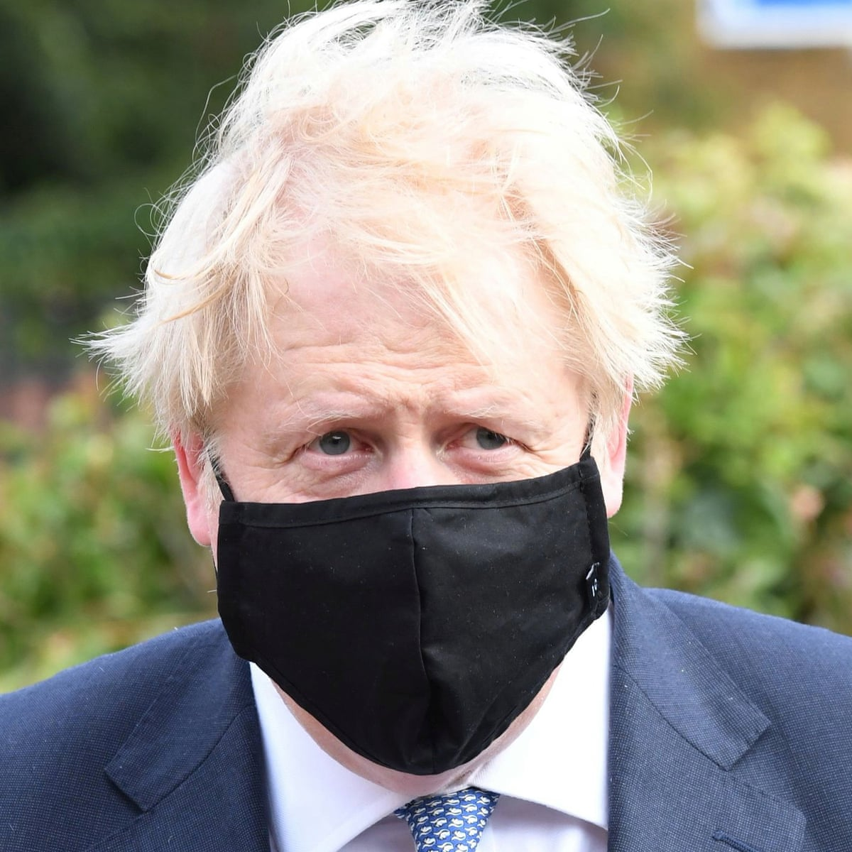 Boris Johnson admits government could have handled crisis differently in early months – as it happened | Politics | The Guardian