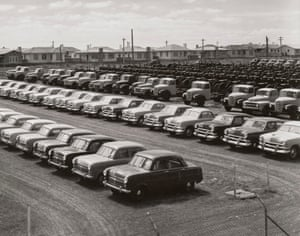 Ford, Geelong, 1951