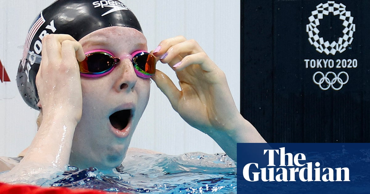 Alaskan gold: Lydia Jacoby topples King for Olympic 100m breaststroke title