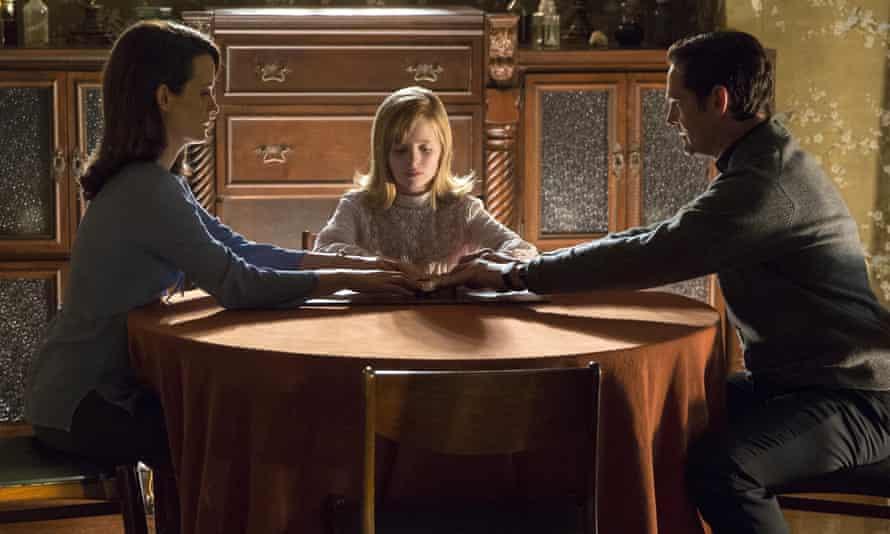 Board meeting … a scene from Ouija: Origin of Evil (2016).