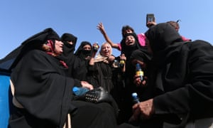 syria manbij isis