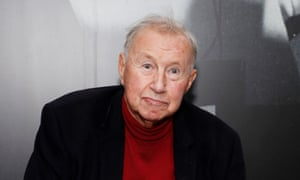 Sir Terence Conran attends the Swinging London: A Lifestyle Revolution exhibition in February 2019.