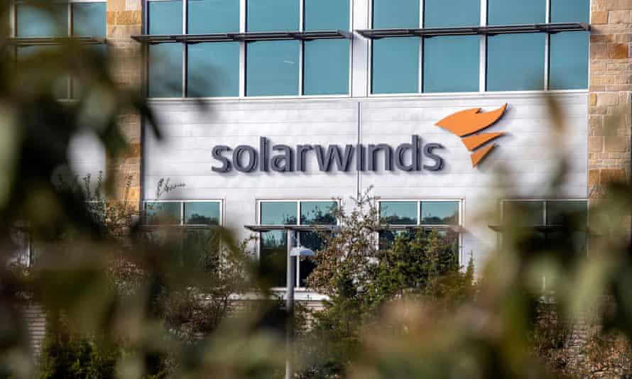 SolarWinds building