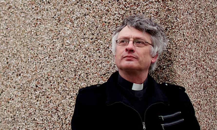 Rev Graeme Buttery, of St Oswald parish church in Hartlepool.