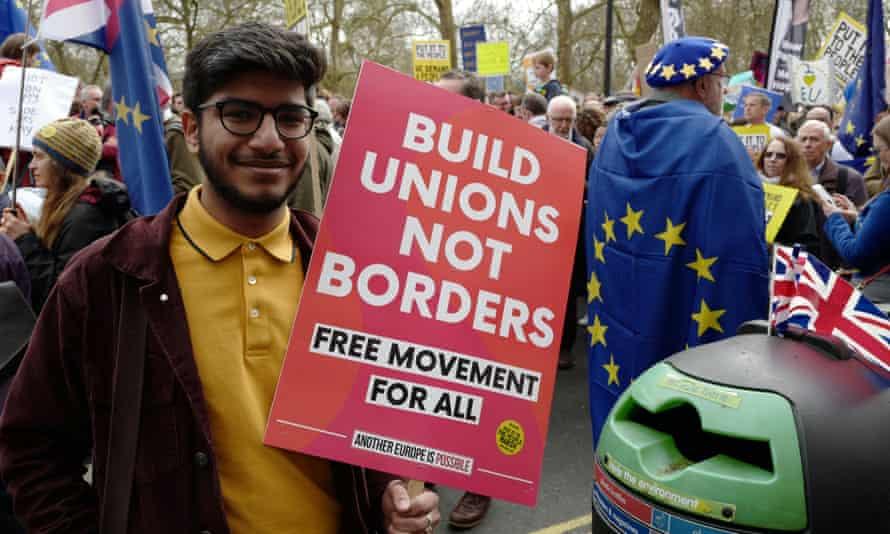 Suhail Dhanj wants Britain to have the best deal on leaving, or another referendum.
