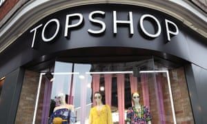 The £310m loan on Topshop's Oxford Street store was hard to refinance, adding to the economic difficulties.