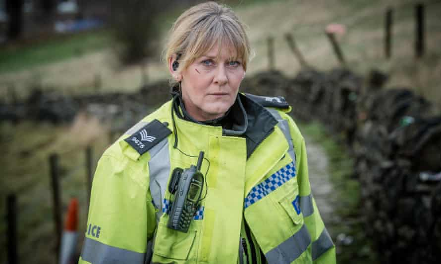 Sarah Lancashire as Catherine in Happy Valley.
