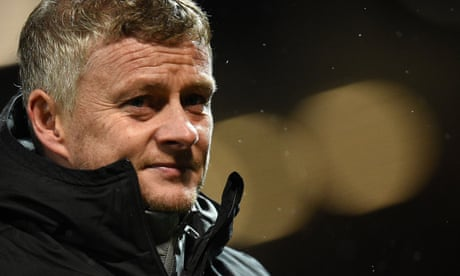 Premier League title already out of Manchester United's reach, Solskjær admits –video