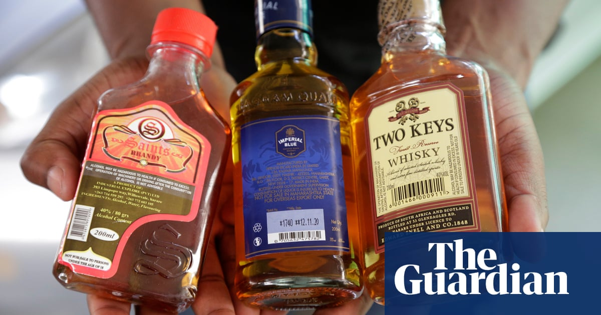 'It'll kill me': Zimbabwe counts cost of rise in illicit alcohol use
