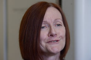 The Greens senator Rachel Siewert