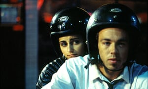 Pia Miranda as Josie and Kick Gurry as love interest, Jacob (right).
