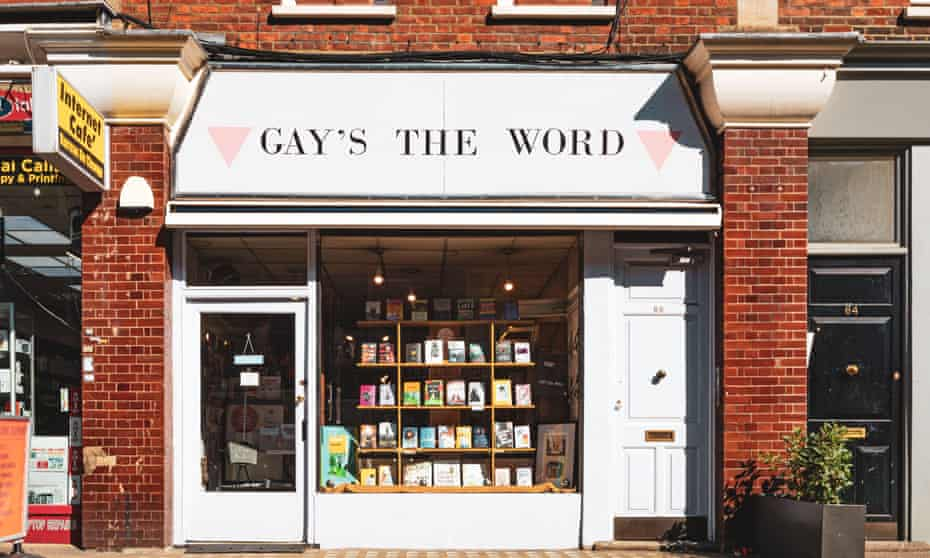 Librería Gay's The Word, 66 Marchmont Street, Londres
