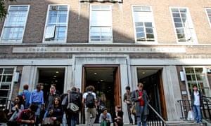 School of Oriental & African Studies, London (SOAS)