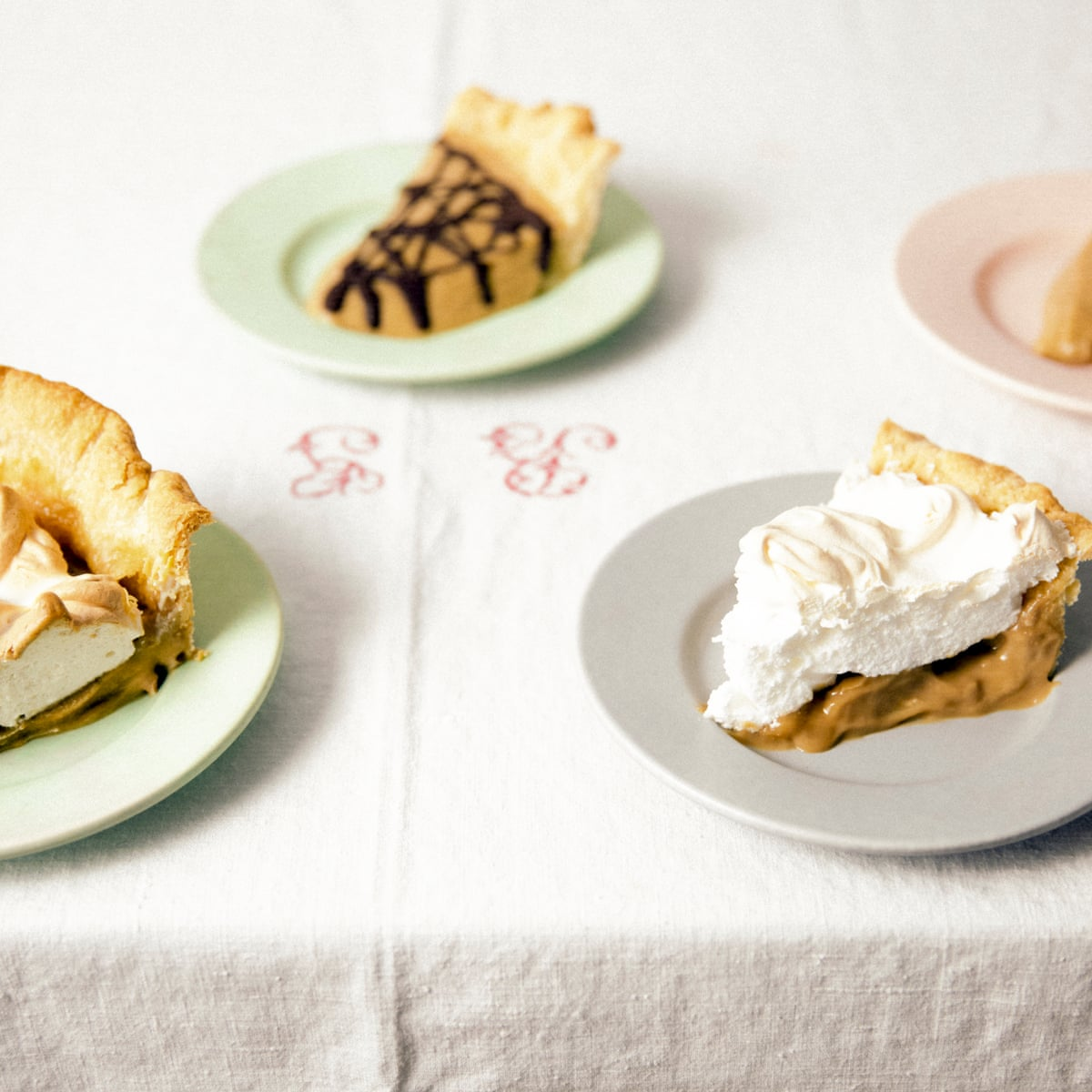 Four Sweet Pie Recipes Plus Three Seasonal Variations On Each Food The Guardian