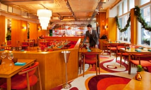 ( The Holy Birds, London: restaurant review )