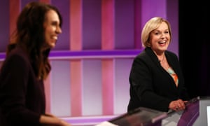 NZ election weekly briefing: a dull debate, budget mistakes, Ardern tattoo  anyone? | World news | The Guardian
