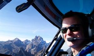 Roger Gower, British pilot shot down in Tanzania