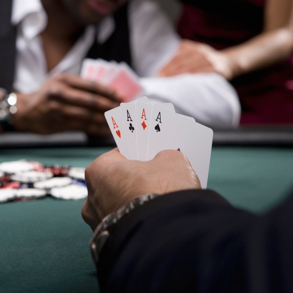 Poker players at higher risk of other types of gambling addictions |  Gambling | The Guardian