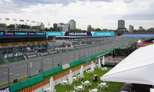 The Australian Grand Prix was cancelled on Friday, hours before the first practice session was set to begin.