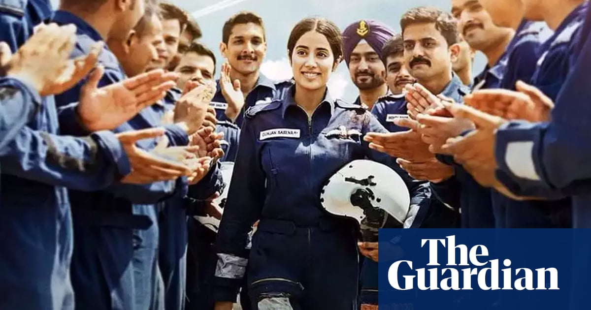 Netflix Portrayal Of Female Indian Air Force Pilot Flies Into Flak Global Development The Guardian