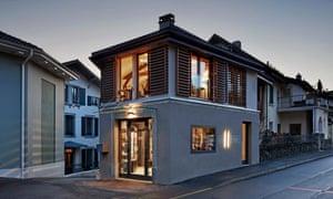 Les 11 Terres, Vevey, Switzerland