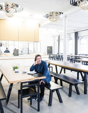 Olafur Eliasson: 'Cooking is caring for others, a gesture of generosity that functions as social glue. It's also to prevent people from being sick. Keep them healthy'