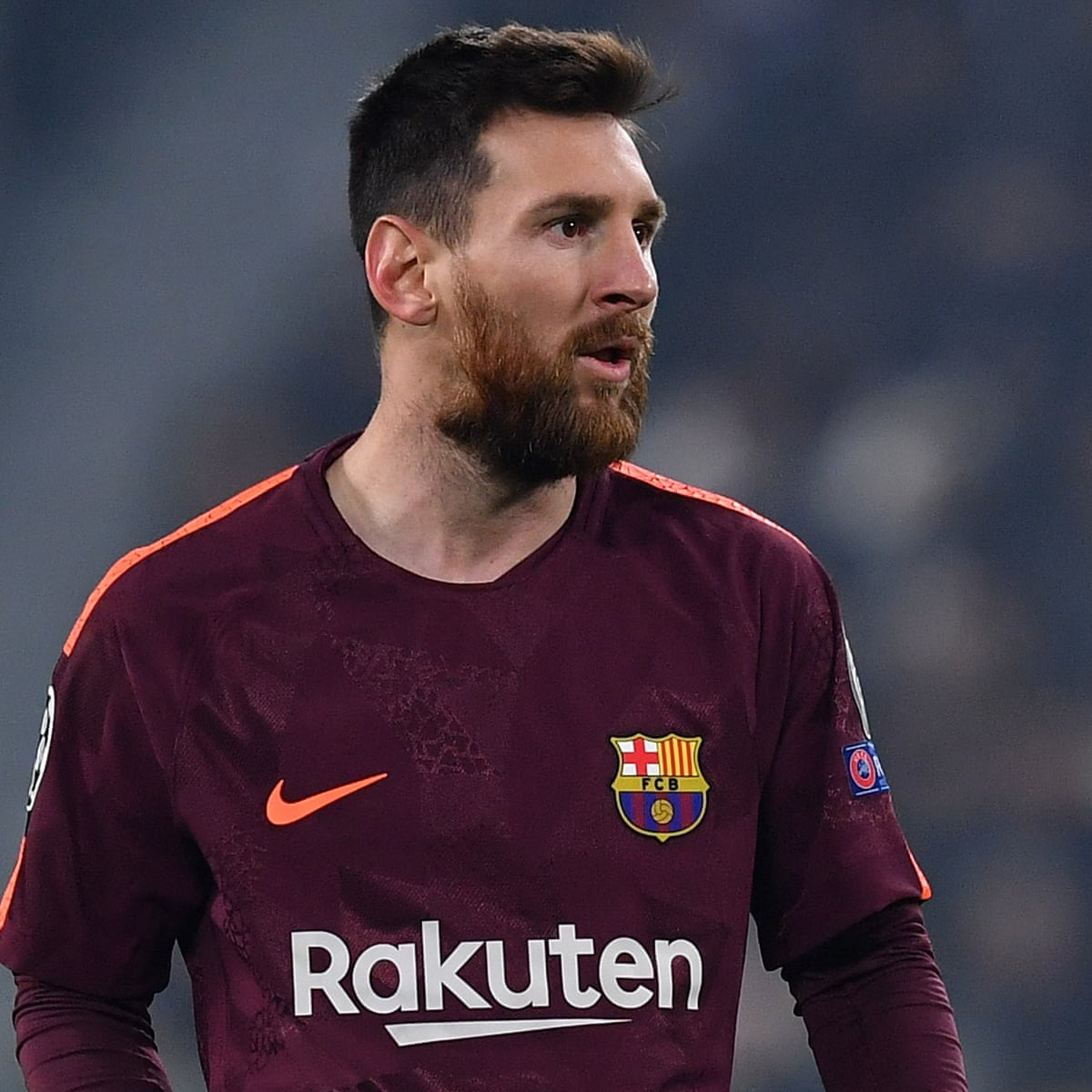 Lionel Messi Signs New Barcelona Deal To Run Until 2021 Lionel Messi The Guardian