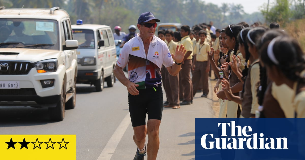 The Run review – ultra-marathon documentary trips up