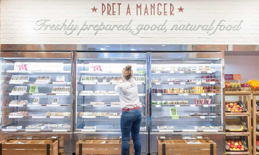Pret a Manger wants to hire 16 to 18-year-olds over the summer.