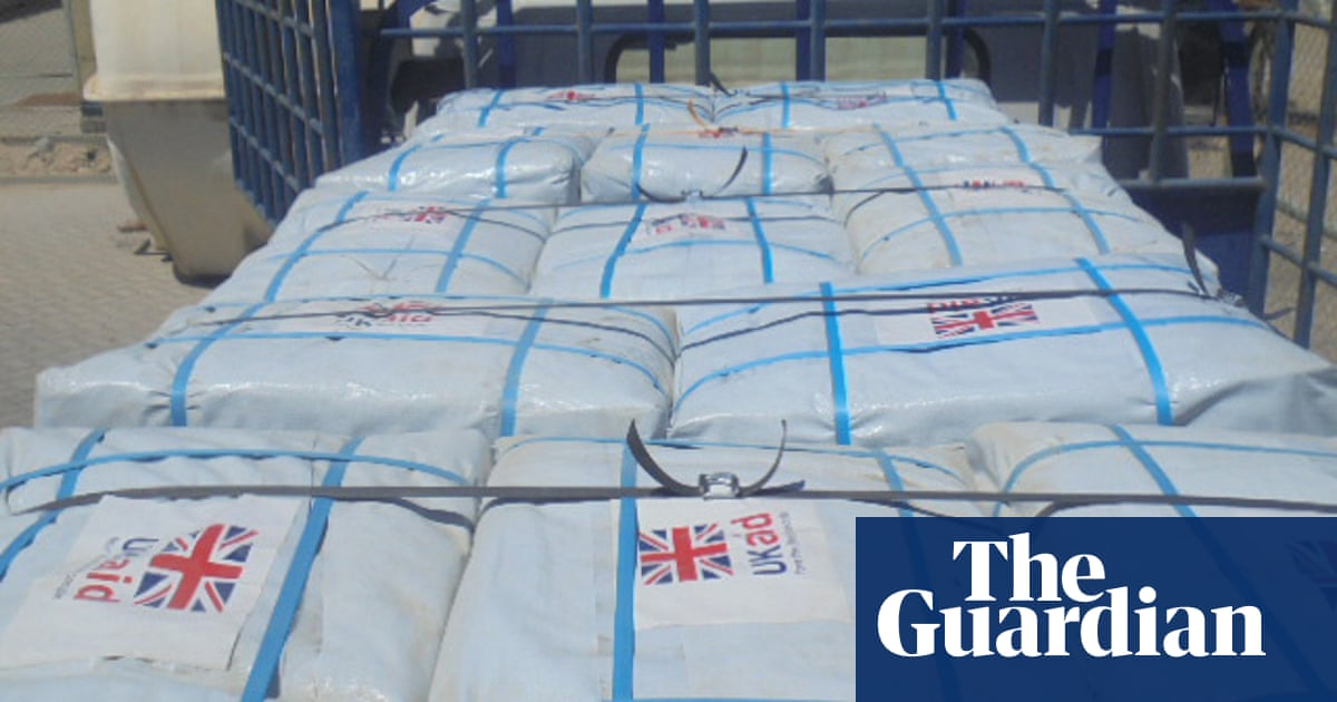 African countries facing 66% cut in UK aid, charities say