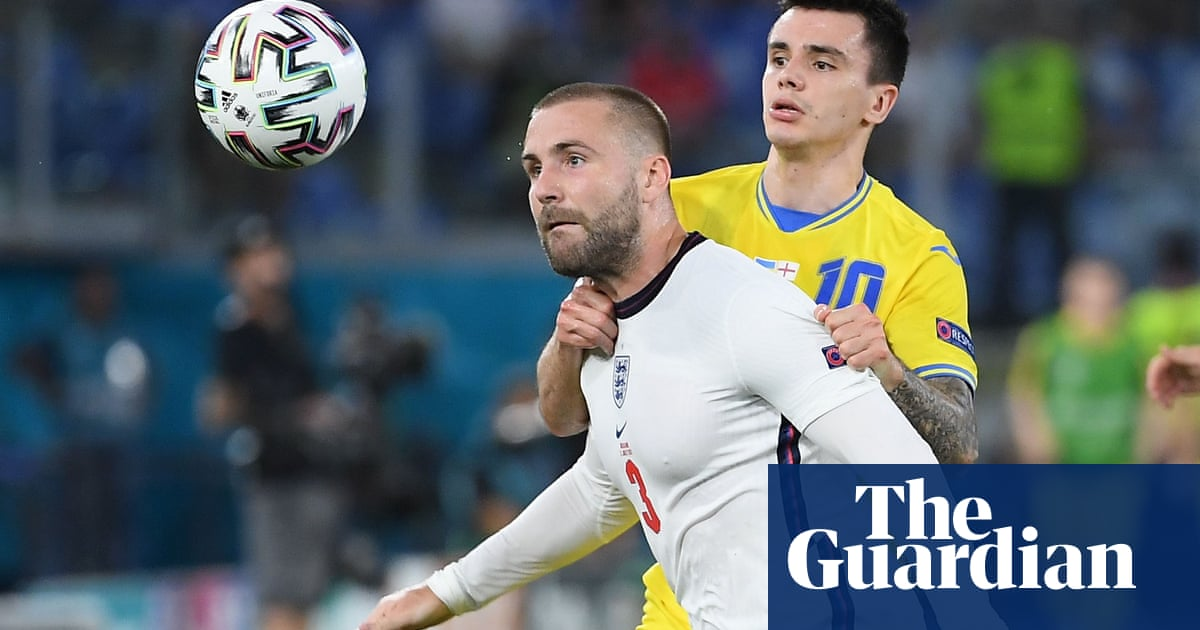 Ukraine 0-4 England: player ratings from the Euro 2020 quarter-final
