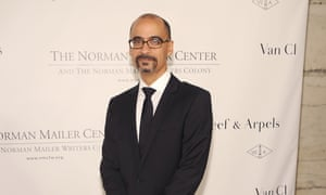 Author Junot Diaz attends the 2013 Norman Mailer Center Gala at New York Public Library on October 17, 2013 in New York City.