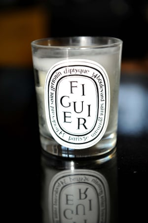 A very fancy (and pricey) candle: Diptyque.