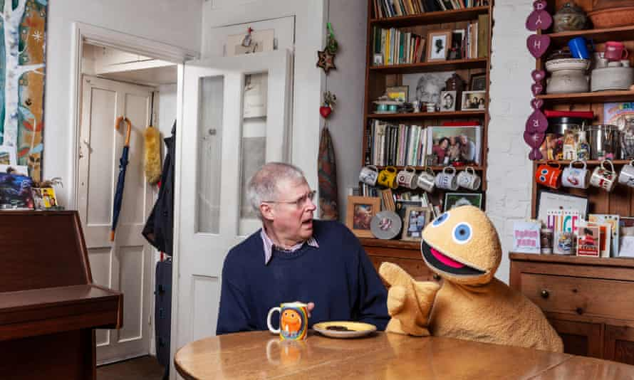 'A new Zippy was made every second series. The old ones went in the crusher': Ronnie Le Drew.