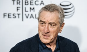 Robert De Niro, champion of Andrew Wakefield.
