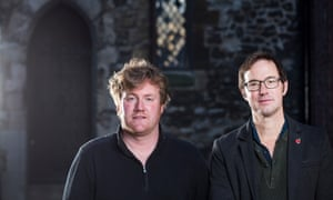 Paul Cummins and  Tom Piper