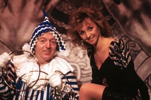 Paul Daniels and Debbie McGee, 1989