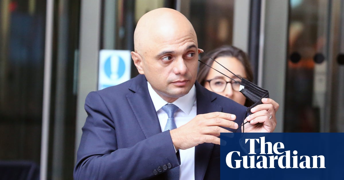 Double-vaccinated contacts no longer need to self-isolate from 16 August, says Sajid Javid