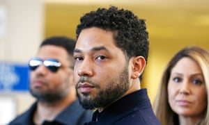 Actor Jussie Smollett was written off Empire after the bizarre chain of events following his claim that he was the victim of a hate crime.