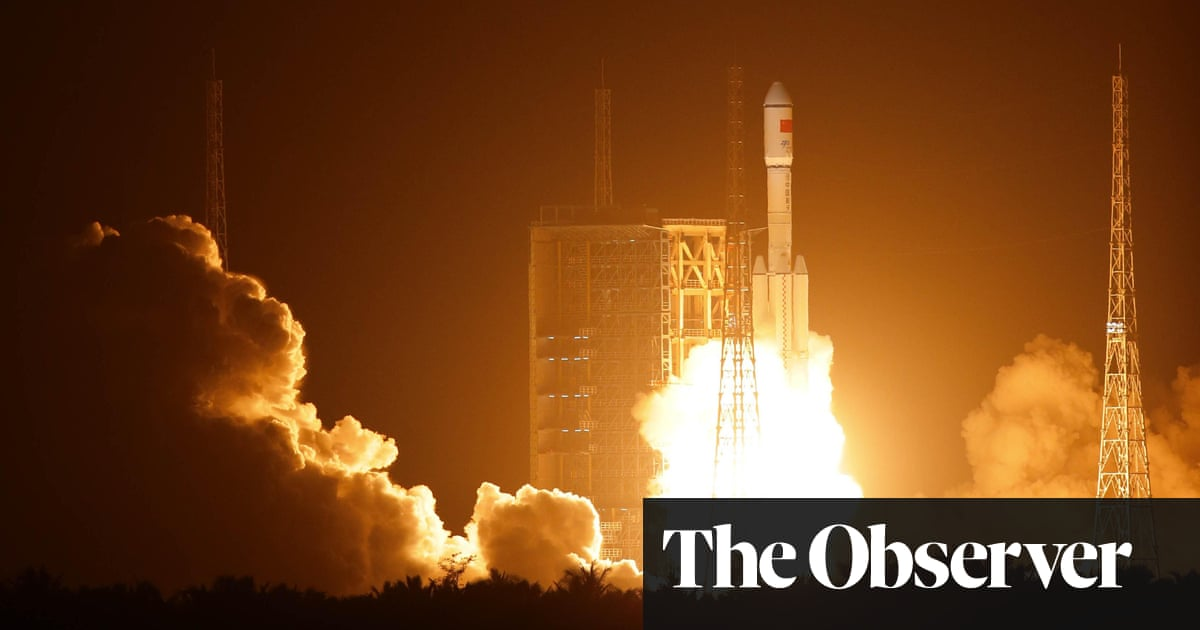China: the new space superpower | Science | The Guardian