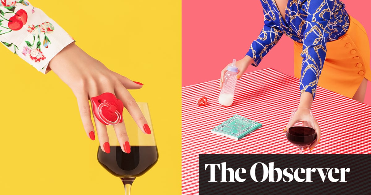 the secret shame of being a sober mother global the guardian